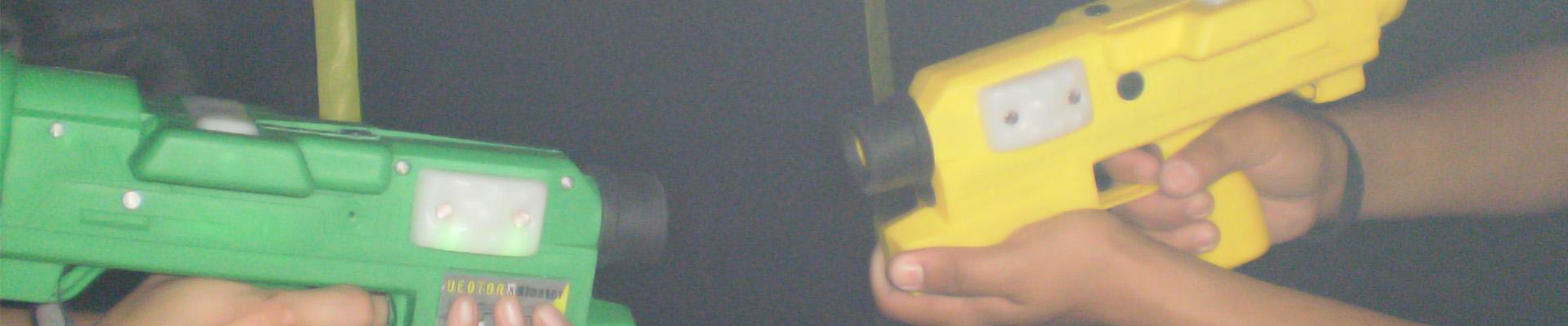 Blackbeard's » Xtreme Laser Tag